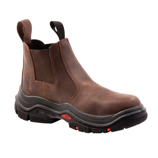 Picture of Non-Steel Toe Cap Chelsea Boots
