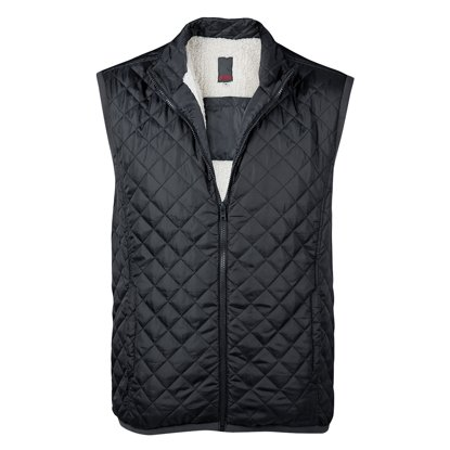 Picture of Men's Quilted Sherpa Bodywarmer
