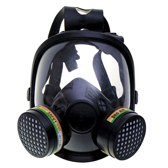 Picture of Full Face Mask Respirator DH-FFM