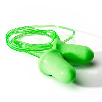 Picture of DROMEX® DR098C Corded Earplugs - Single
