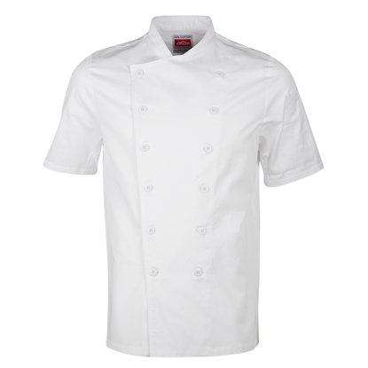 Picture of Men's Short Sleeve Luxury Chef Jacket