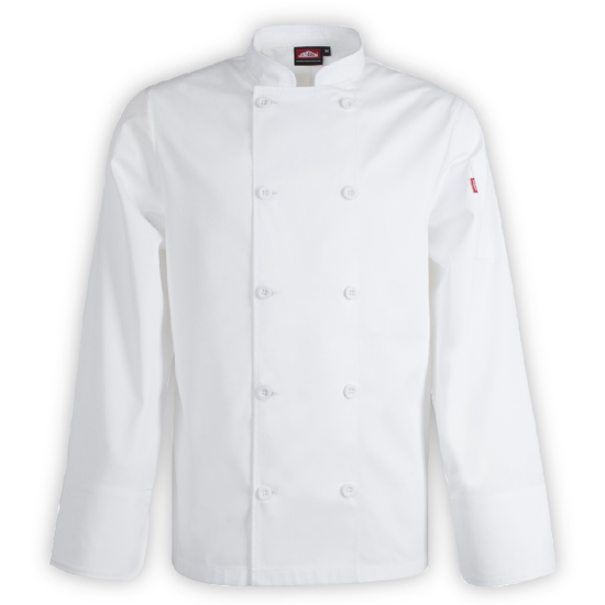 Picture of Versatex Long Sleeve Chef Jacket